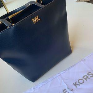 Michael Kors Mott Leather Tote - NWT